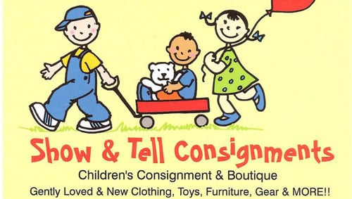 Show and Tell Consignments