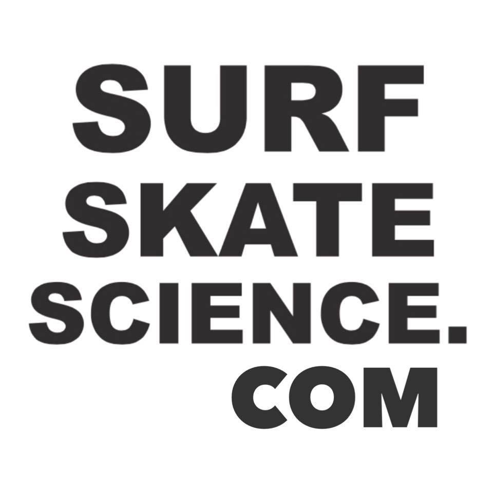 SURF SKATE SCIENCE